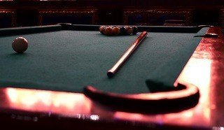Professional pool table setup in Alpharetta content img2